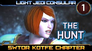 SWTOR Knights of the Fallen Empire ► CHAPTER 1, Jedi Consular Light Side - The Hunt