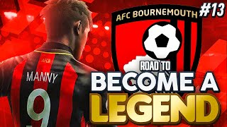 "ROAD TO BECOME A LEGEND! PES 2019 #13 ""HUGE PENALTY DECIDER!!!"""