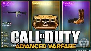 Advanced Supply Drop Opening: LEGENDARY M16 WAR PIG! New Legendary DLC Variant (Supply Drops Live)