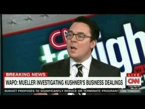 Don Lemon Washington Post   Mueller investigating Kushner's business dealings