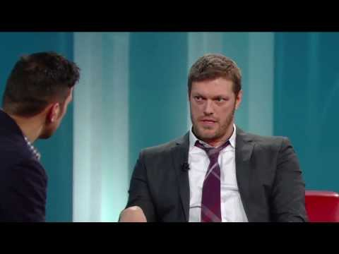 Adam Copeland On George Stroumboulopoulos Tonight: INTERVIEW
