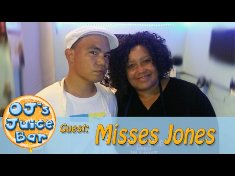 OJ's Juice Bar | 02/05/2017 | Feat. Misses Jones