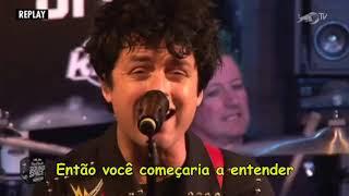 J.A.R - Green Day (Live Video) (Legendado PT-BR)