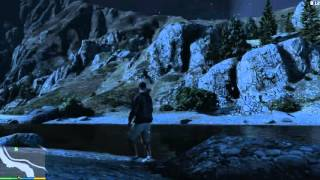 GTA V [Night Action] GTX970 PC-HD