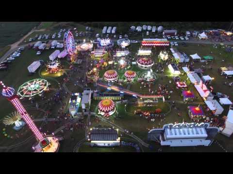 Richmond County Fair 2015, Warsaw, Virginia