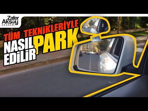 Park Etmenin Püf Noktaları! Park Etme! Nasıl Park Edilir !