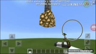 10 Coisas Legais de Construir no (Minecraft PE 0.15.0)
