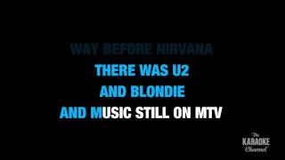 """1985 in the Style of """"Bowling for Soup"""" karaoke video with lyrics (with lead vocal)"""