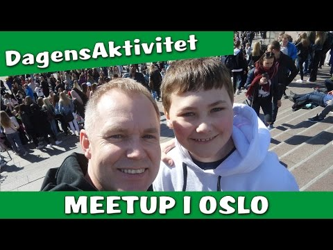 Meetup i Oslo 16. april 2016