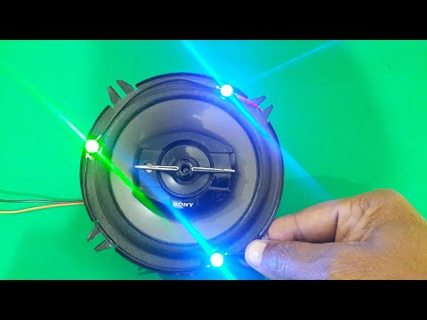 """How to make """"LEDs Flash"""" to music/bass"""