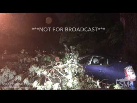 07/23/2017 - Kansas City MO - Flash flooding and wind damage