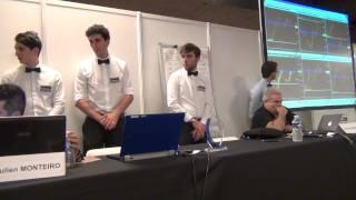 Finale des DUELS de TRADING FOREX 2014: Julien MONTEIRO vs Davide Biocchi 5/6