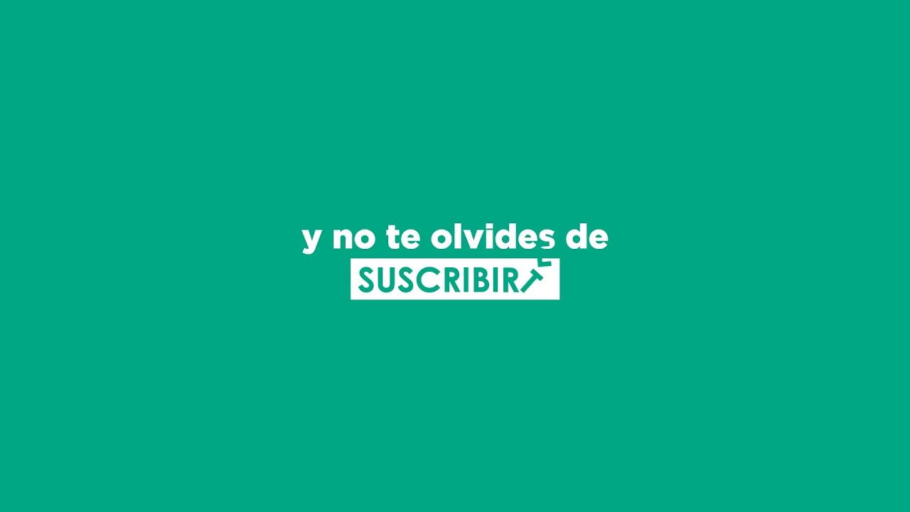 Plantilla demo suscríbete 19 - YouTube