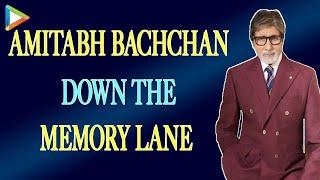 Coolie, Deewar, Zanjeer, Agneepath - Amitabh Bachchan, Down The Memory Lane