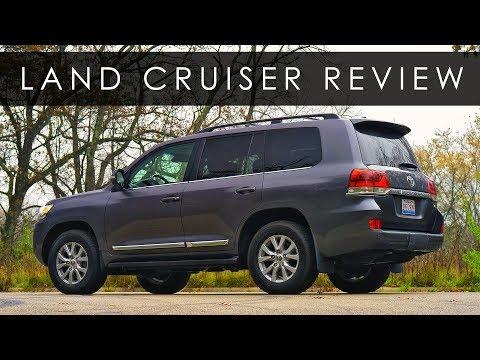 Review | 2017 Toyota Land Cruiser | The Veteran