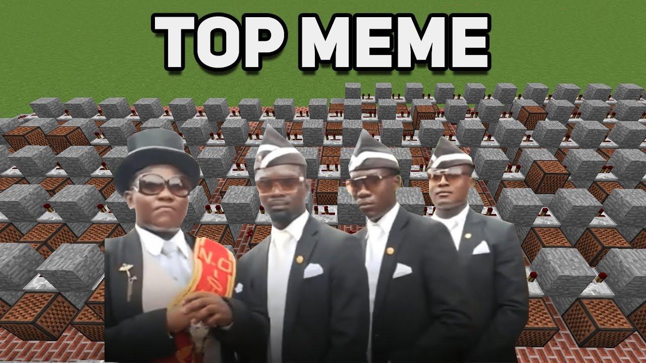 Top 11 Meme Songs On Minecraft Note Blocks