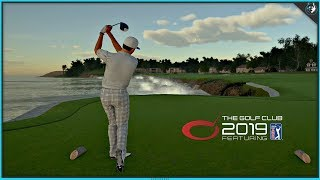 Pebble Beach GC - The US Open 2019 (The Golf Club 2019 Gameplay)