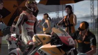 MotoGP 10/11 - Demo Gameplay
