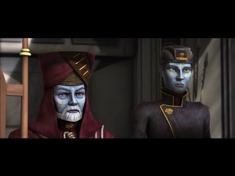Star Wars The Clone Wars  Einflussbereiche  Teil 1