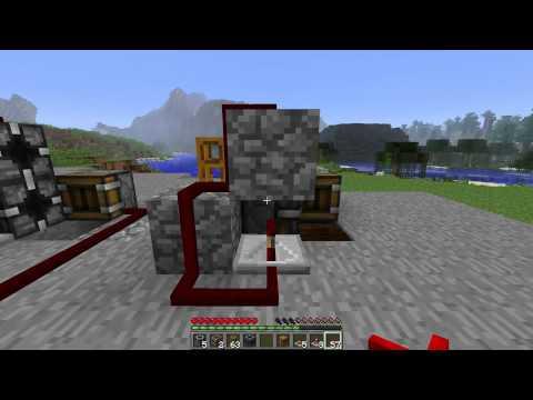 [Tutorials] Redpower - Flax Machine