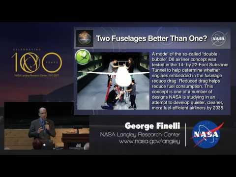 NASA/CNU Lecture Series: Langley's past, present and future of aeronautics