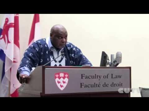 Maina Kiai UN Special Rapporteur Public Lecture
