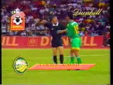 Piala Malaysia 1993: Perak 1-2 Kedah