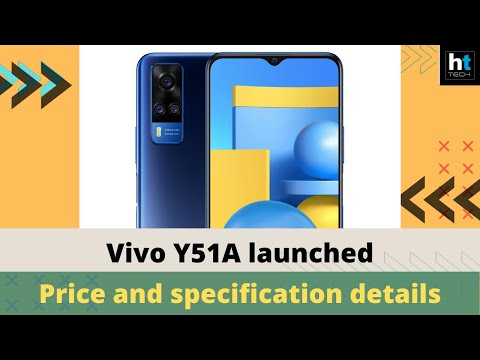 Vivo Y51A launched in India: Quick look at specs and price