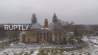 Living history: Explore abandoned Russian church that 'once held key to Berlin'