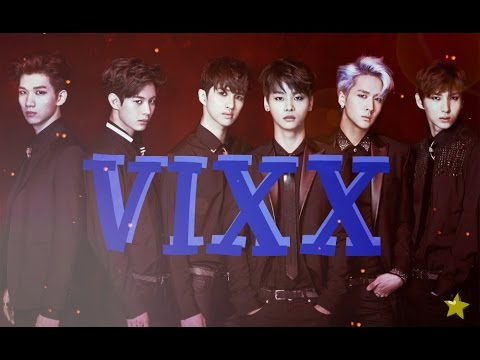 My top 40 VIXX songs 2016