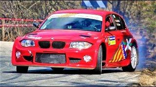 Bmw 1 series with m3 e46 engine // hillclimb drift attack