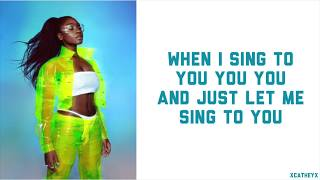 Sing To You Normani Kordei Lyrics Unreleased.mp3
