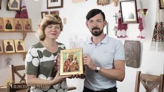 Отзыв Лилии Дмитраш о курсе иконописи   Иконописная школа TEOFOS