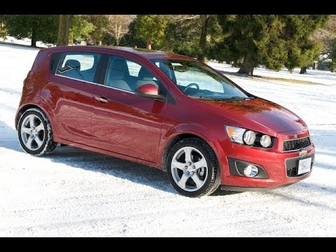 2012 Chevrolet Sonic | Read Owner and Expert Reviews, Prices