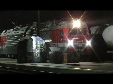 прибытие с поездом №088 Адлер   Нижний Новгород