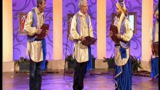 Bhangra Dancers live on the Paul O'Grady show