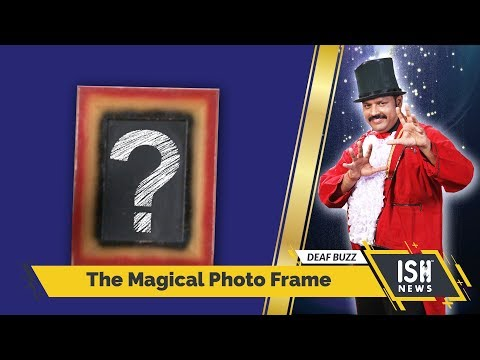 The Magical Photo Frame