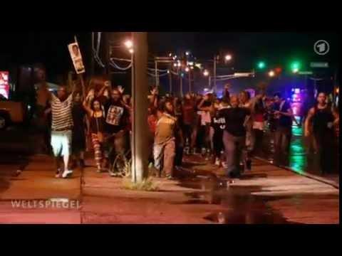 Polizei Rassismus USA 2014
