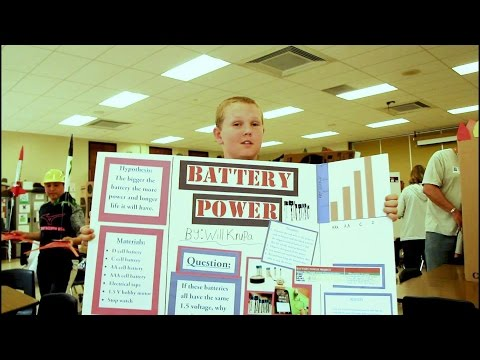 Federal Furnace School Science Fair 6-15-2016 **