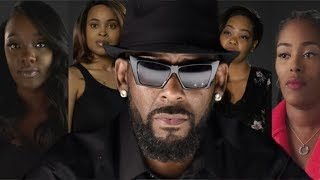 R Kelly Uses Women's Pee For Voodoo Spells!