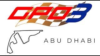 Abu Dhabi    F1 2019 - GPO 3