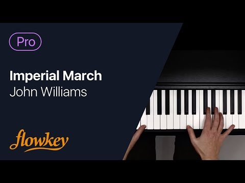 John Williams -  Imperial March: Awesome Piano Arrangement