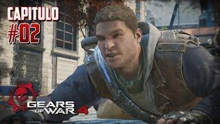 gears of war 4   campaa en espaol latino   1080p   ep 02