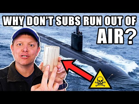 How Do Nuclear Submarines Make Oxygen?- Smarter Every Day 251 - SmarterEveryDay
