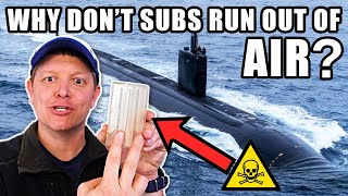 Download How Do Nuclear Submarines Make Oxygen?- Smarter Every Day 251