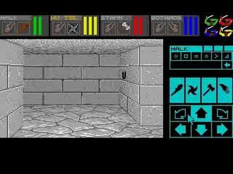 Dungeon Master: Atari ST