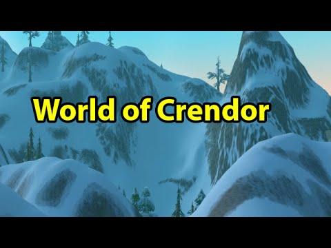 World of Crendor: Legion, Machinimas, Raid Runs, Books and Warcraft Movie!