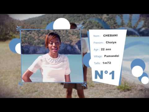MISS MAYOTTE 2015 MODULE 1