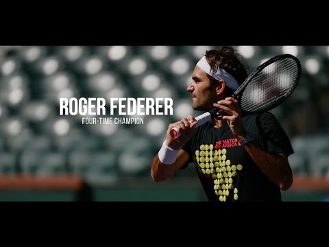 BNP Paribas Open 2017: Age Is Just A Number