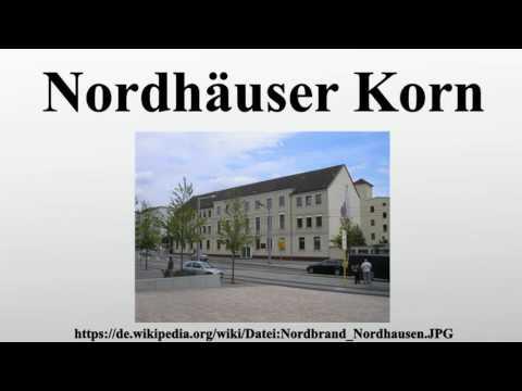 Nordhäuser Korn